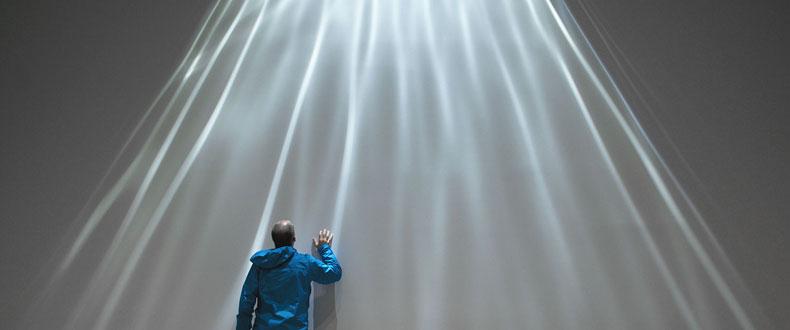 REFRACTION - Water, Light, Robots