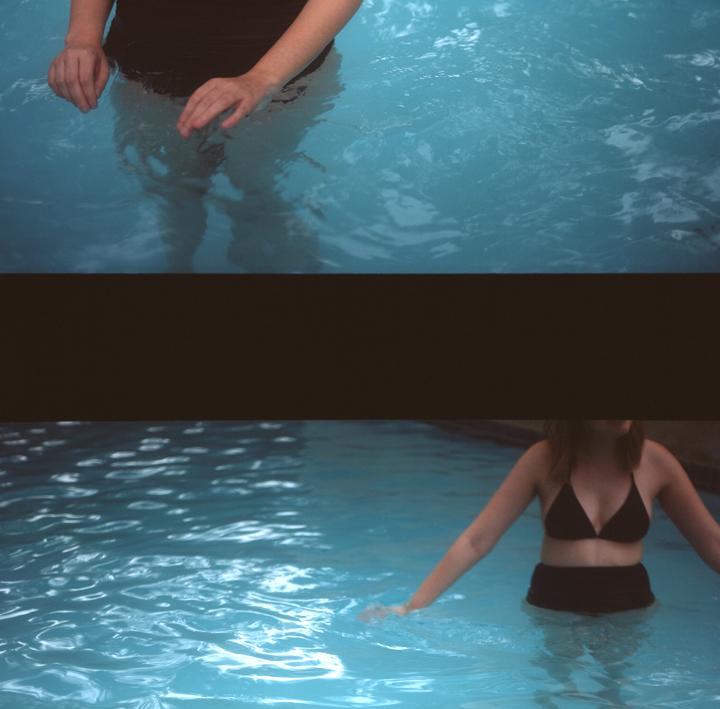 brileynoel nicole pool 2