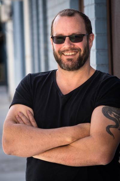 Alexs Stadermann  - Creative Director