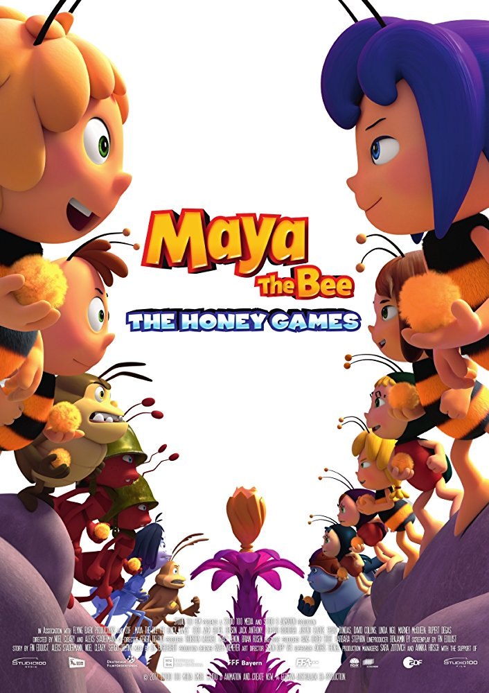 MAYA THE BEE: MOVIE 2