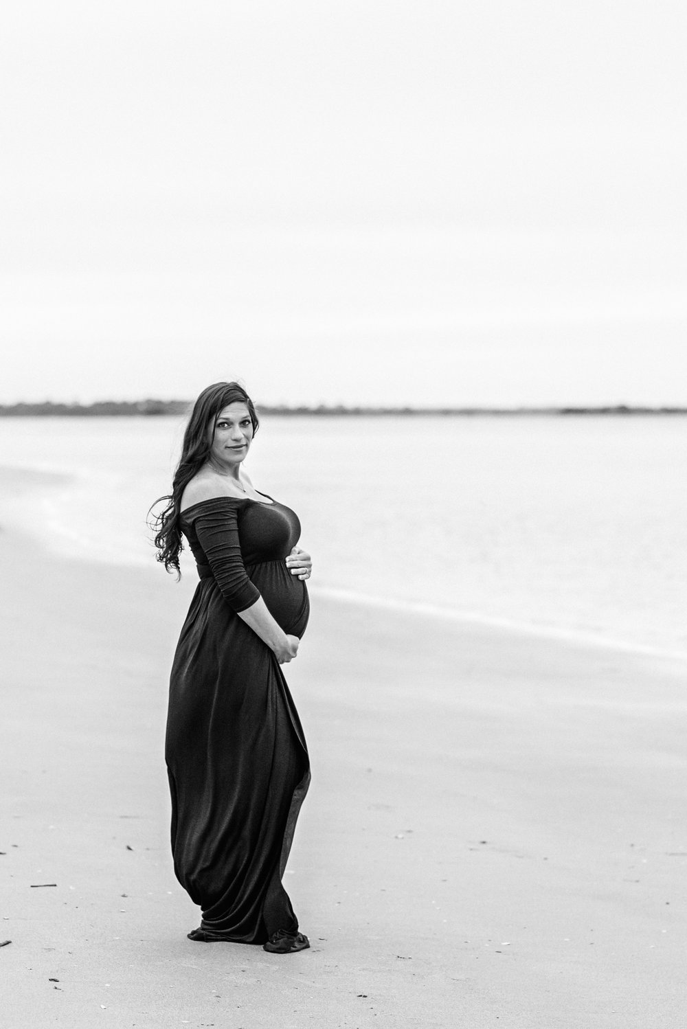 Folly-Beach-Maternity-Photographer-FSP_9469BW copy.jpg
