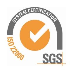 ISO 22000 Logo SGS