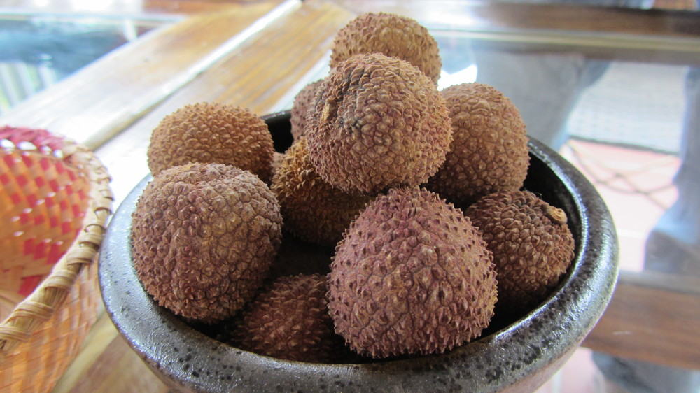 Dried YuHerPao Lychee