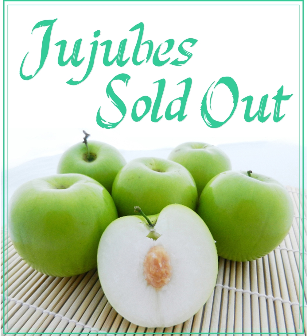 jujube sold out