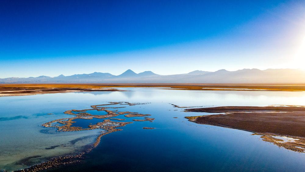 Atacama Lake, 2016