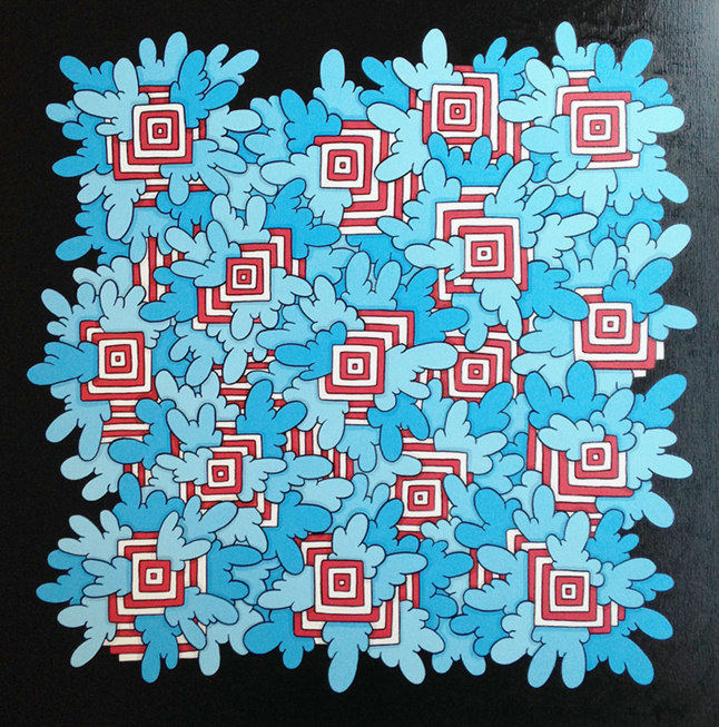 Untitled (Continuous Blooms Series)