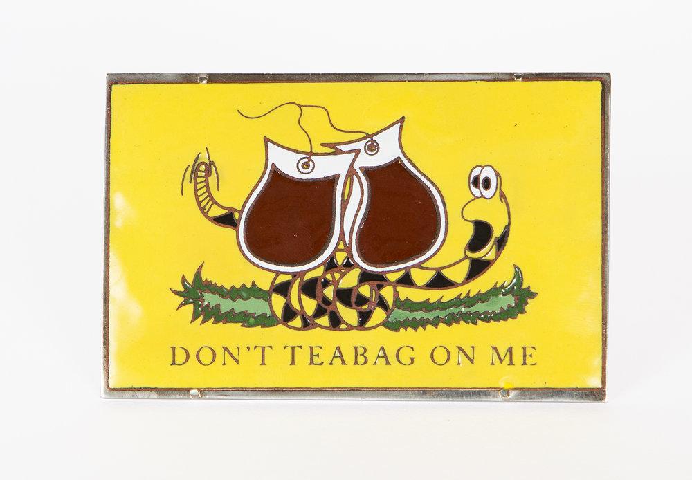 Don't Teabag on Me, 2013