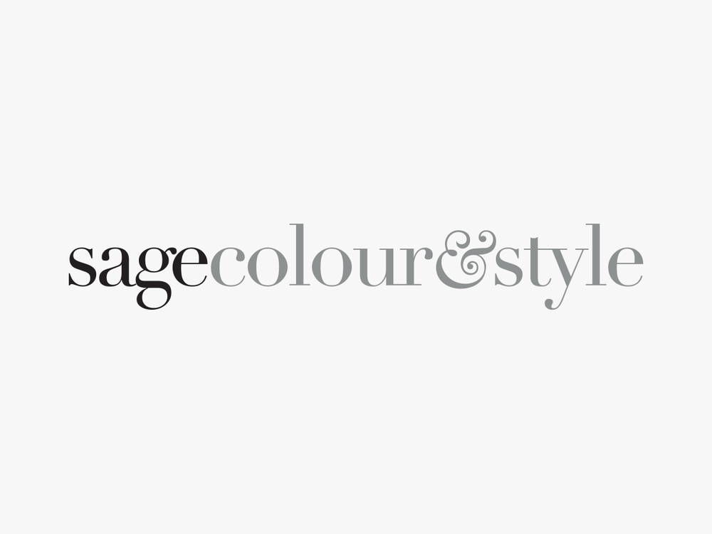 Logo design for Sage Colour & Style