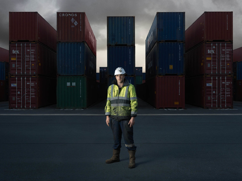 Portraits de Dockers