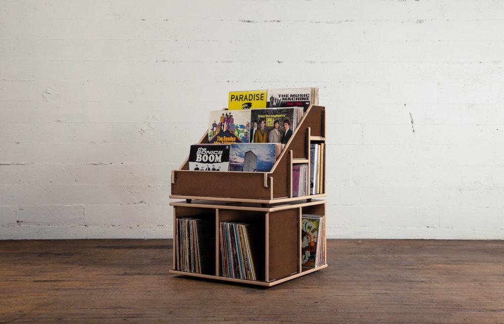 Order hi phile record cabinets - Schallplatten aufbewahrung mobel ...