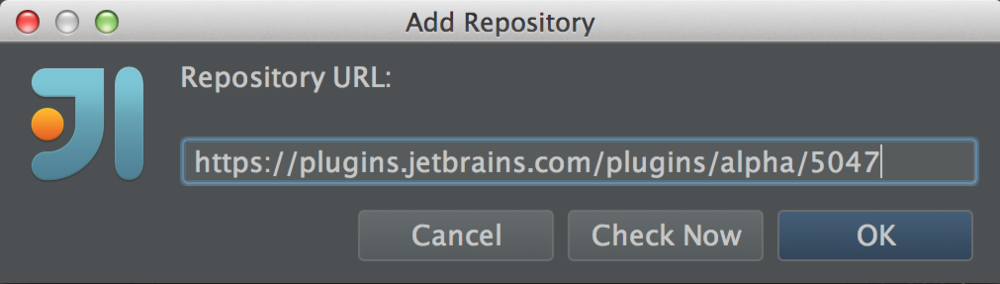 https://plugins.jetbrains.com/plugins/alpha/5047