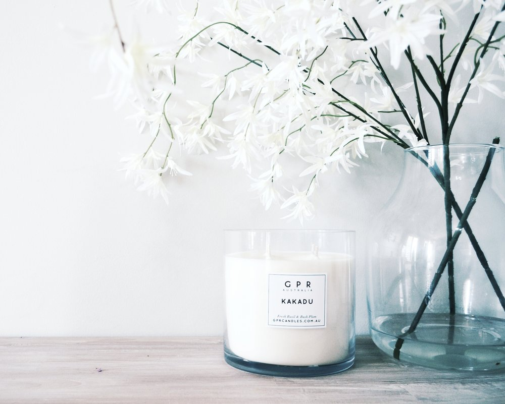 DELUXE CANDLES |  Make a Statement     Take a look -