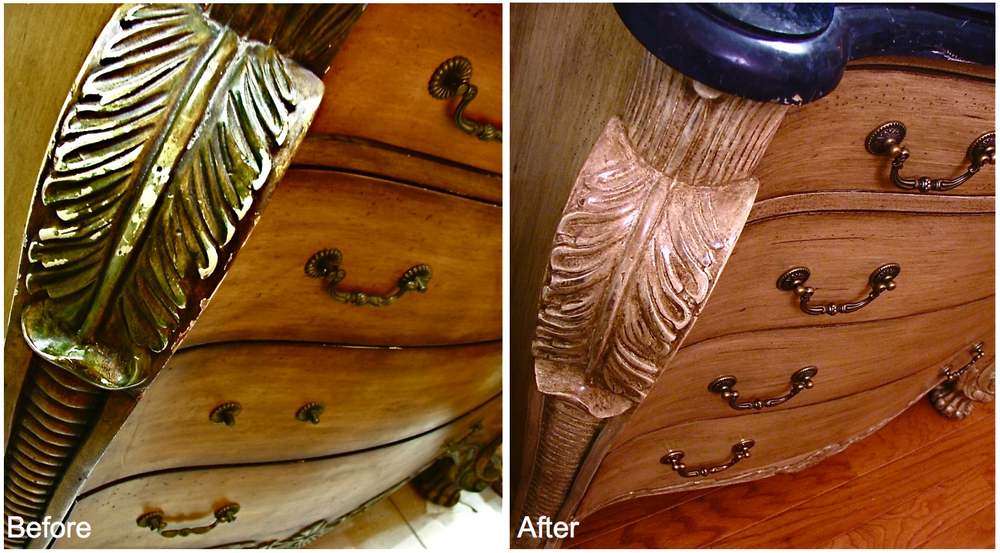 Refinished Nightstands