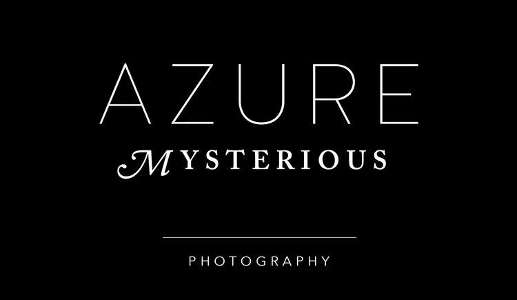 Azure Mysterious Photography
