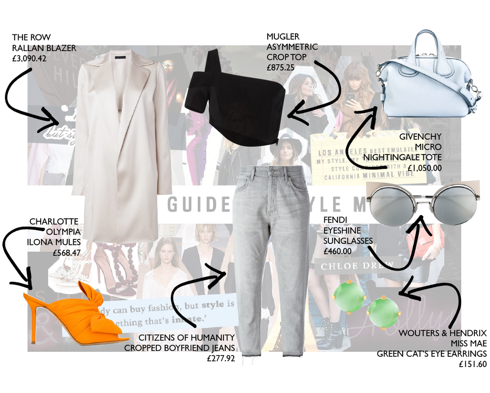 FARFETCH - THE INSIDERS GUIDE TO SS16