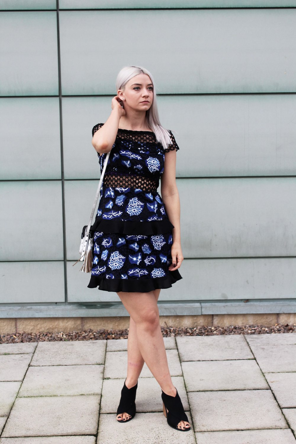 NORTHERN MAGPIE TOPSHOP PARTY DRESS 2