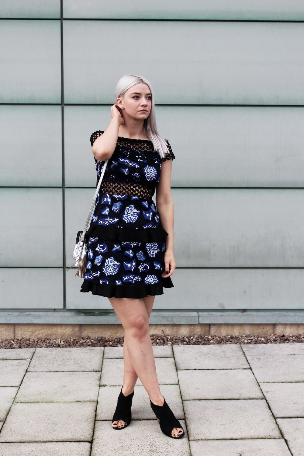 NORTHERN MAGPIE TOPSHOP PARTY DRESS 5