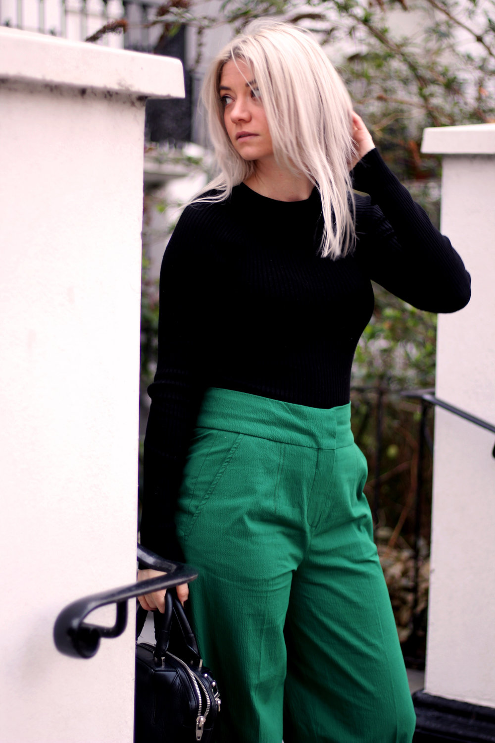 mango green trousers, random facts, northern magpie, joey taylor 6
