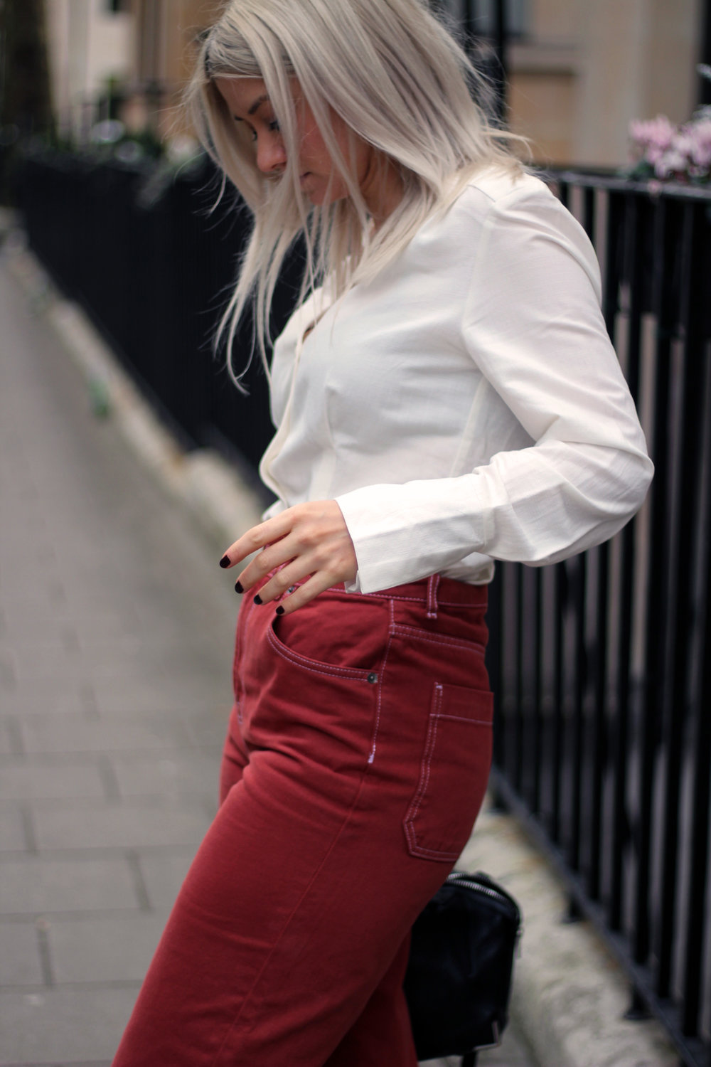 TOPSHOP JEANS, SPRING SUMMER 2018, NORTHERN MAGPIE 1