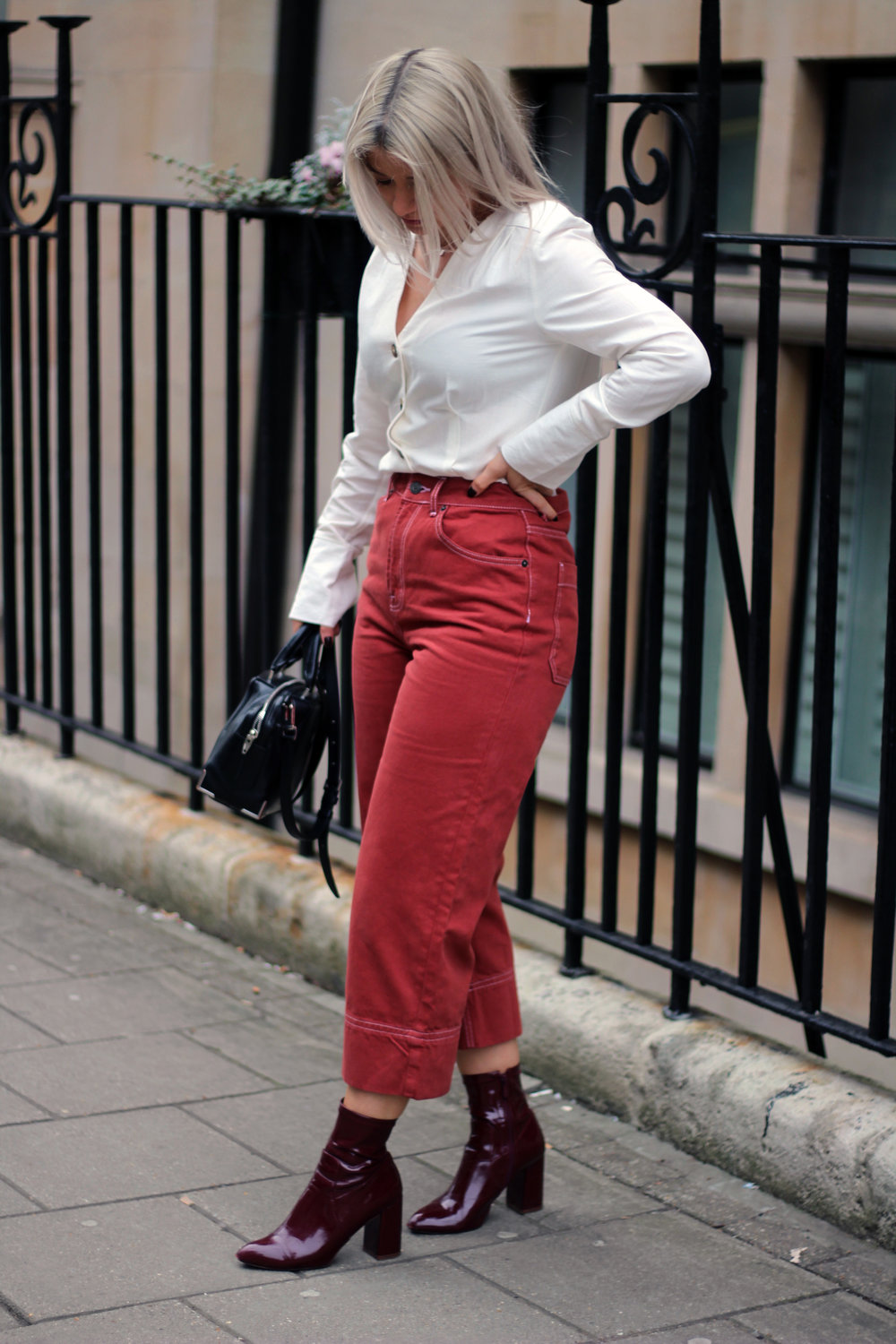 TOPSHOP JEANS, SPRING SUMMER 2018, NORTHERN MAGPIE 2