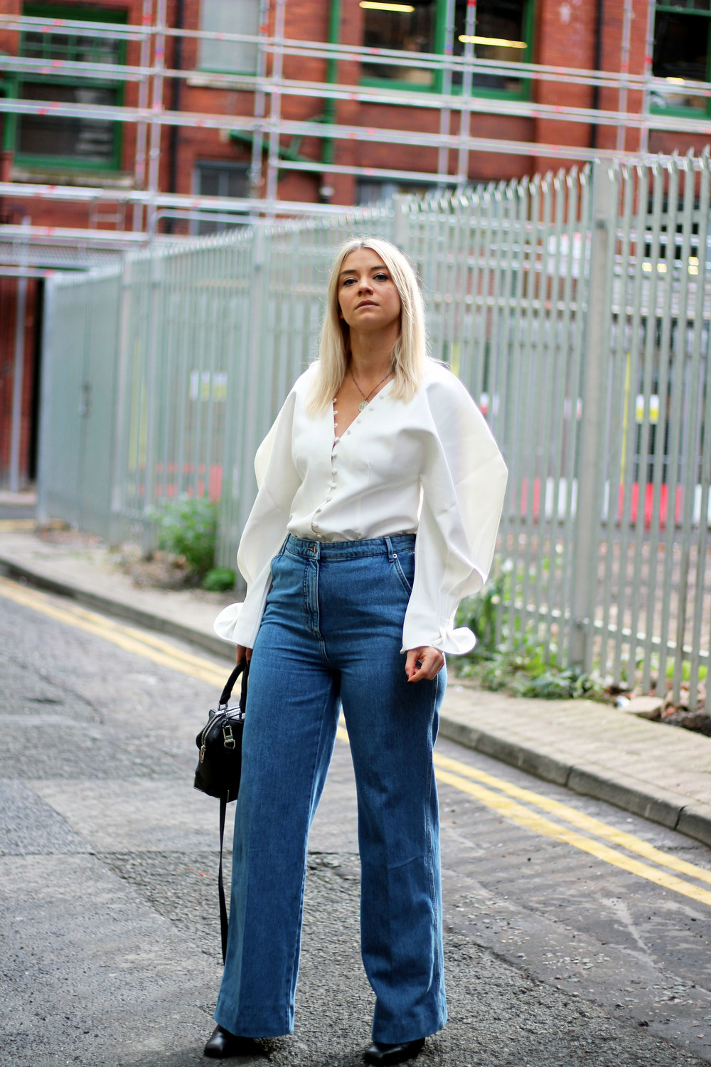 independent brands, instagram shopping, oh hey gilr, white blouse, joey taylor, northern magpie 2