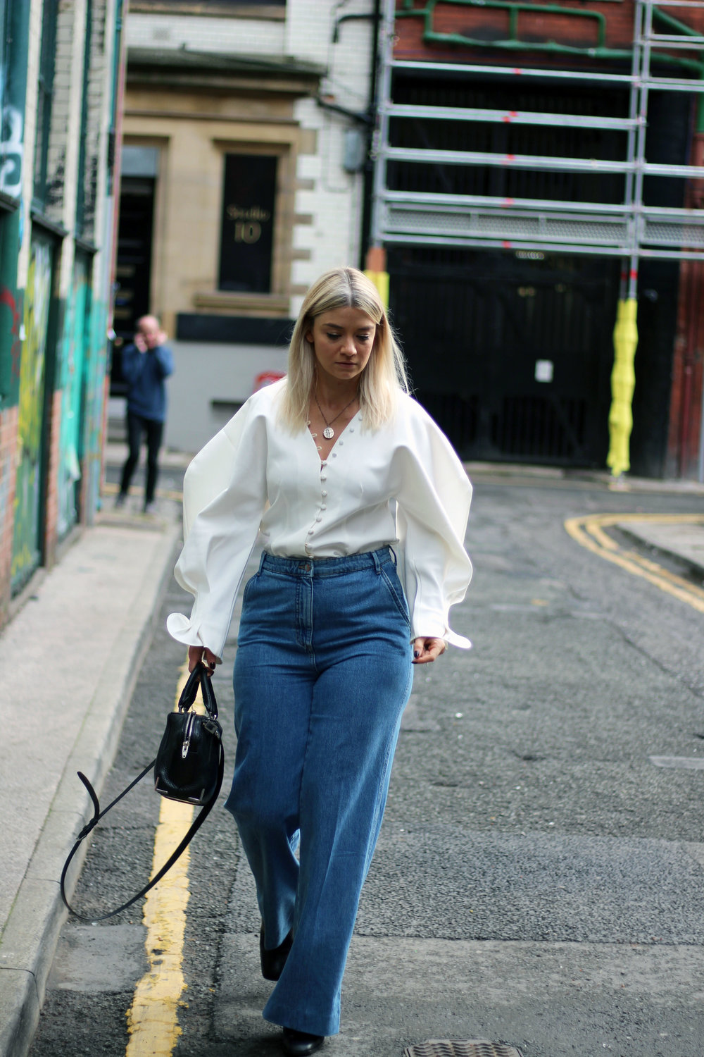 independent brands, instagram shopping, oh hey gilr, white blouse, joey taylor, northern magpie 4