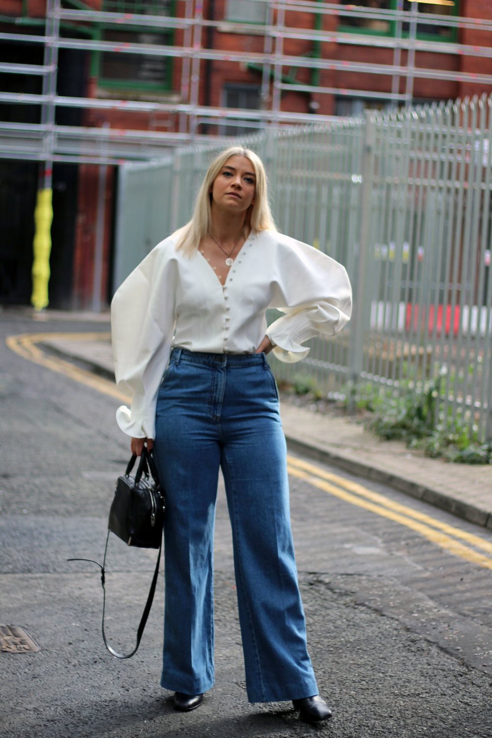 independent brands, instagram shopping, oh hey gilr, white blouse, joey taylor, northern magpie 6