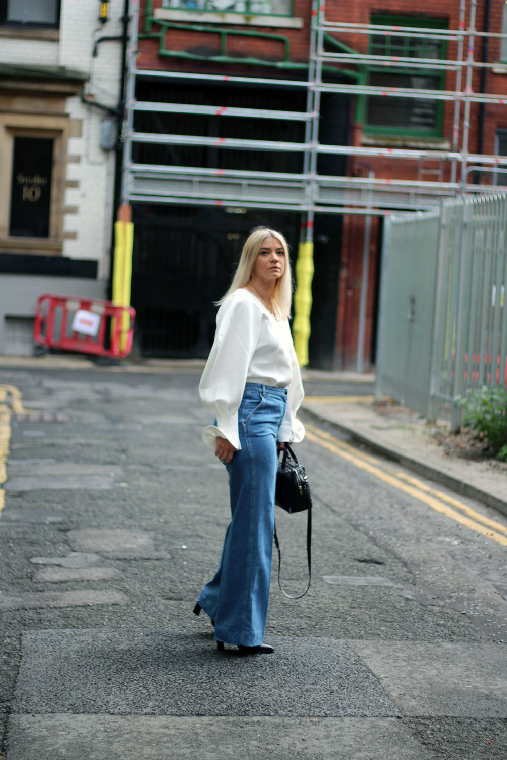 independent brands, instagram shopping, oh hey gilr, white blouse, joey taylor, northern magpie 7