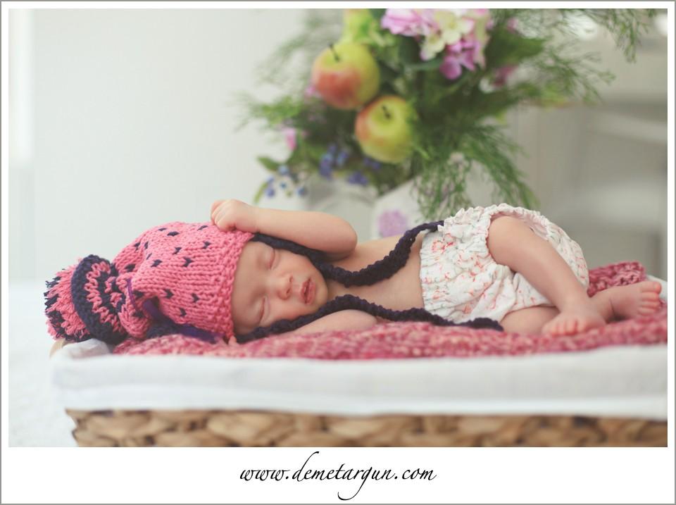yenidoğan bebek fotoğrafı 2