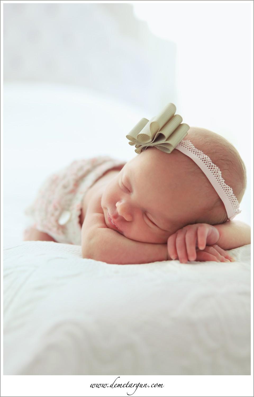 yenidoğan bebek fotoğrafı 3