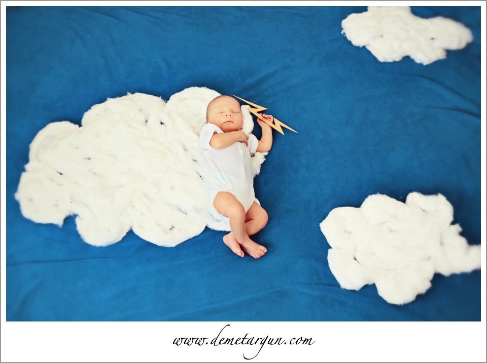 yenidoğan bebek fotoğrafı 4