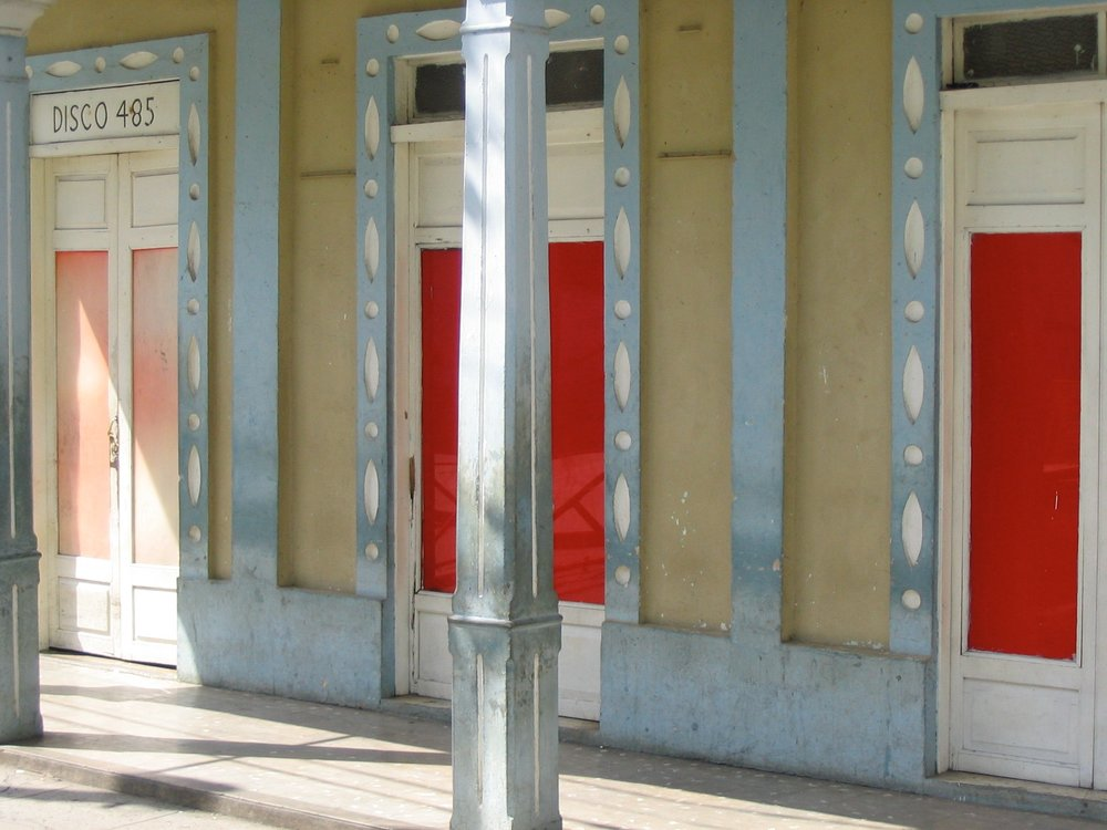 Titel:doors or no doors