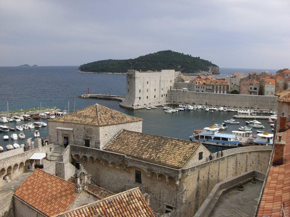 Titel:Dubrovnik ist nicht Malta