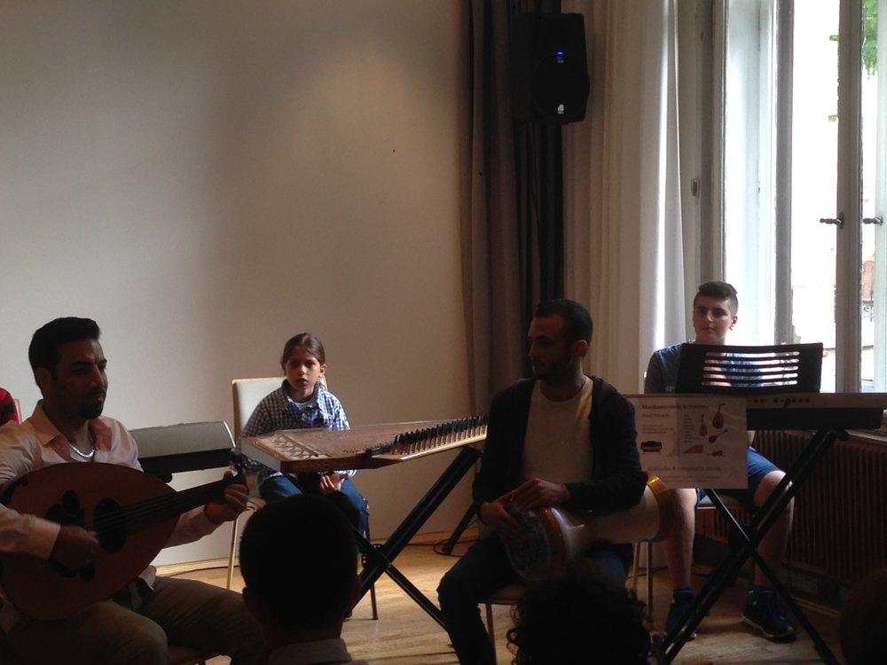 Jugend-Ensemble Alkatrib