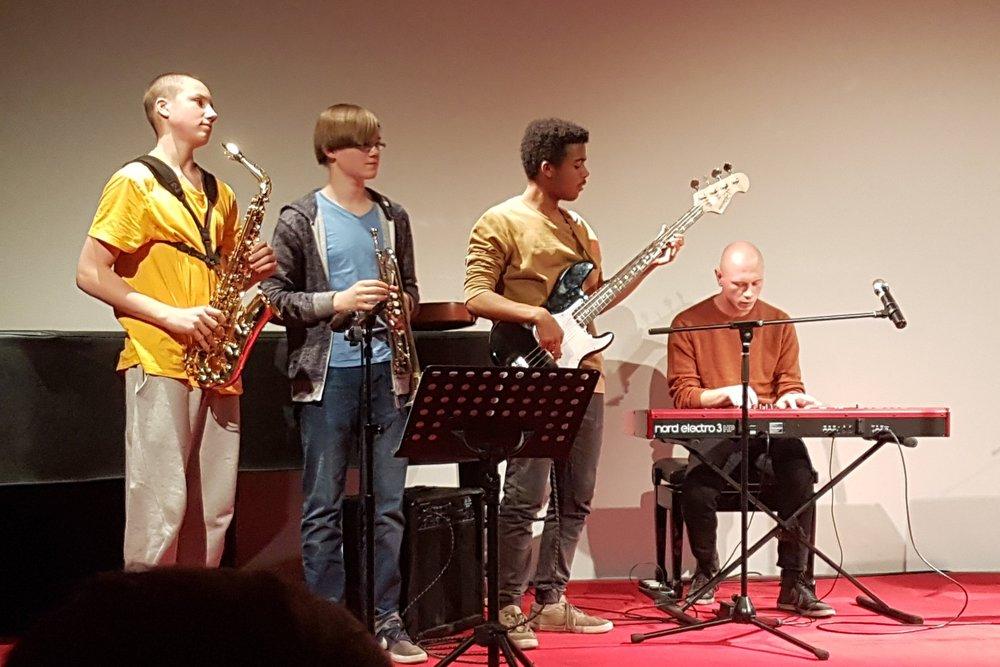 Großes Ensemble Konzert