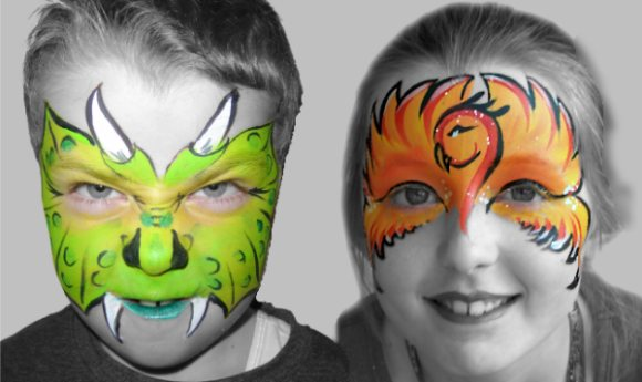Face Paint Supplies