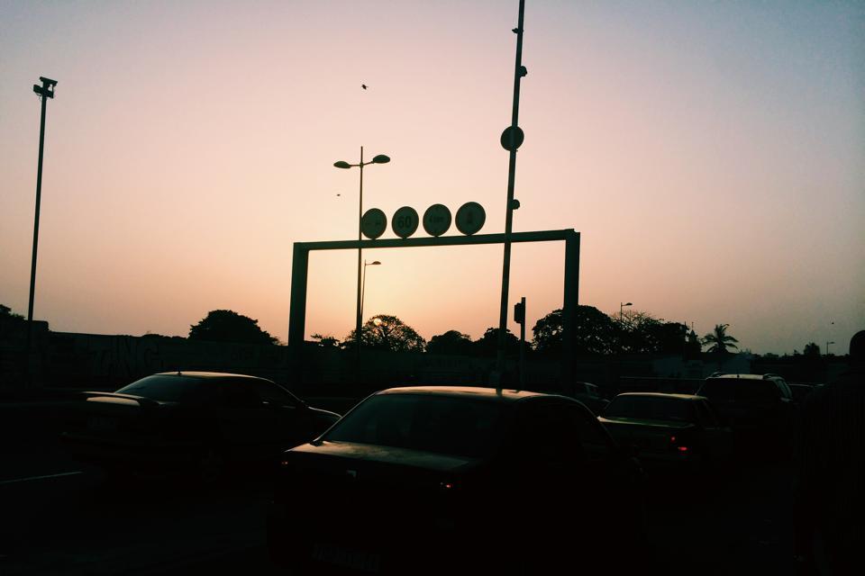 Sunset Corniche