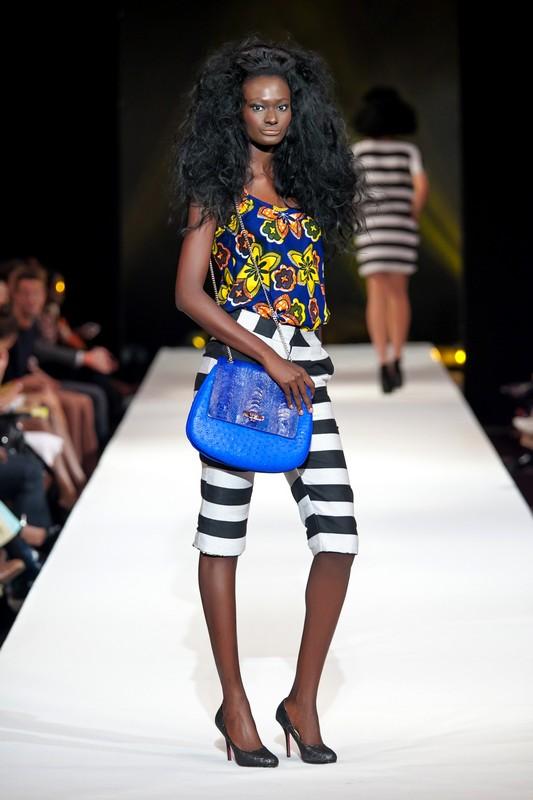 Black Fashion Week Paris 2015 Designer: Adama Paris