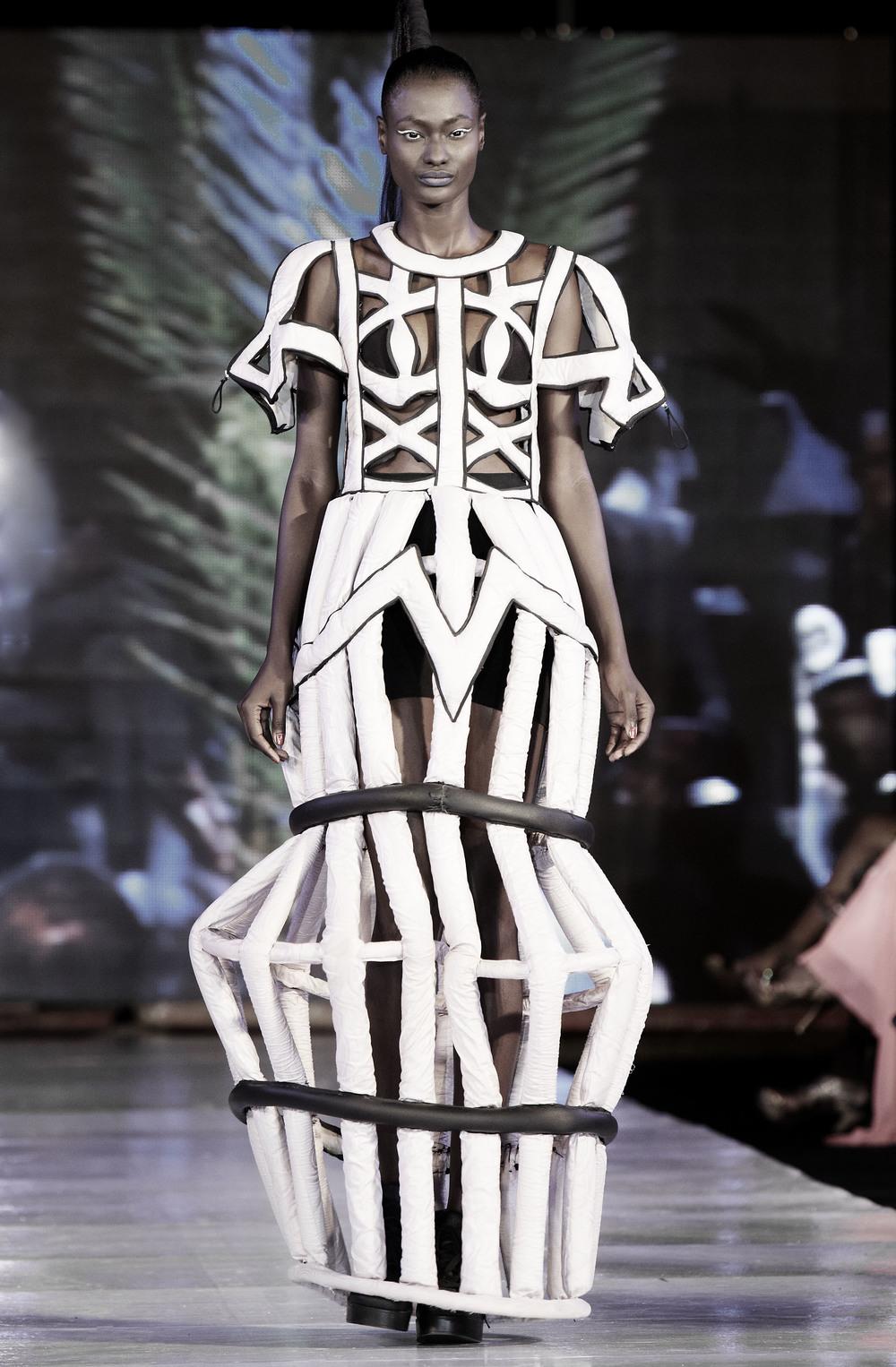Dakar Fashion Week 2015 Designer: Seraka By Selly Raby Kane