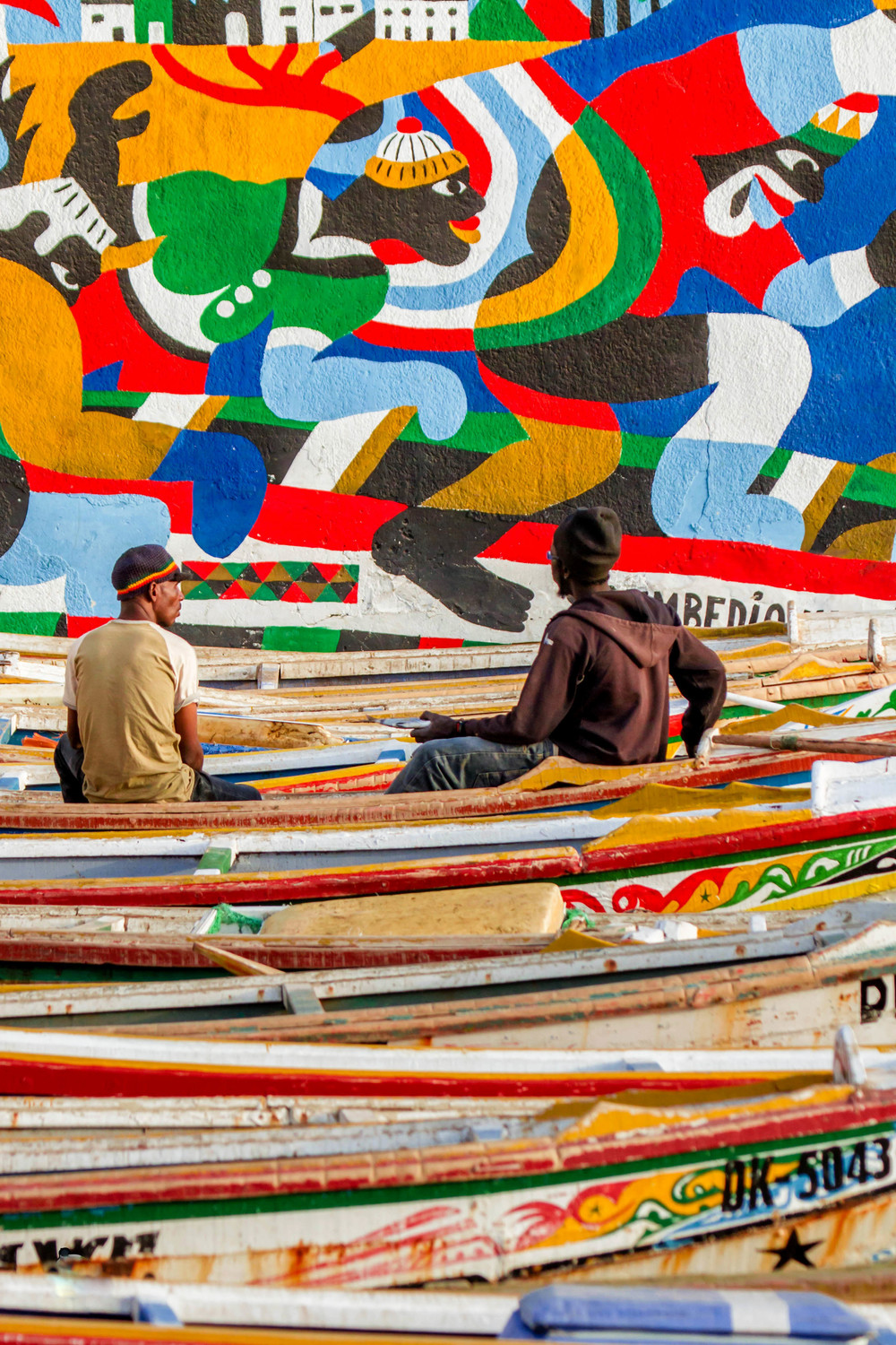 Mouhamed Diama DIop ( Young Art)