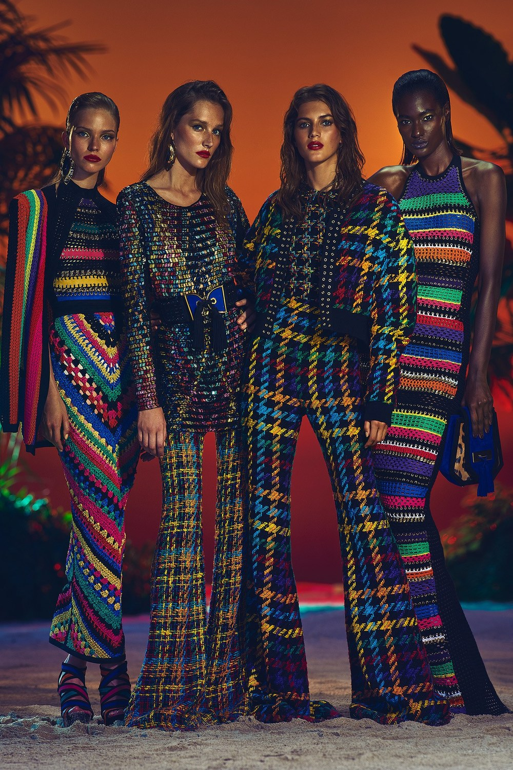 Balmain Resort Collection 2017.