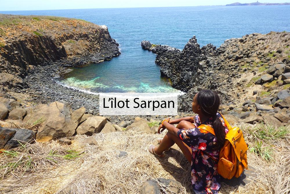 L'îlot Sarpan
