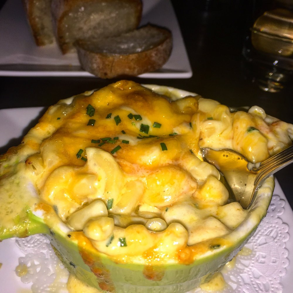 Truffled  Mac N' Cheese