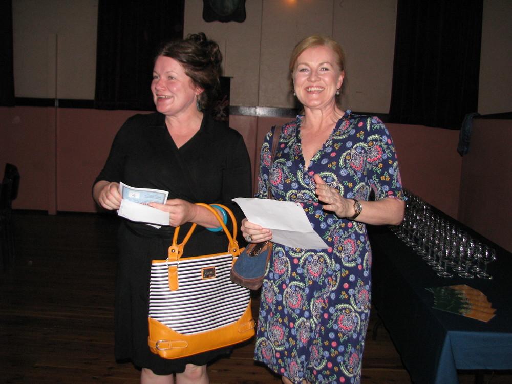 Alli & Sharon Sullivan from Dunedoo.JPG