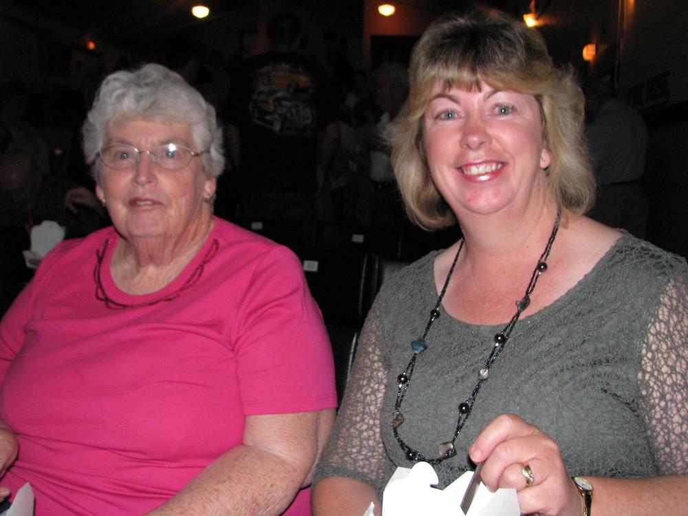 Margaret Evans with daughter Caroline Holland.JPG