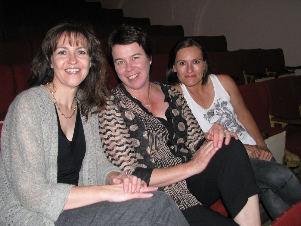 Principal Actors Kathryn Maloney & Kali Newcomb with Director Michaeley OBrien.JPG