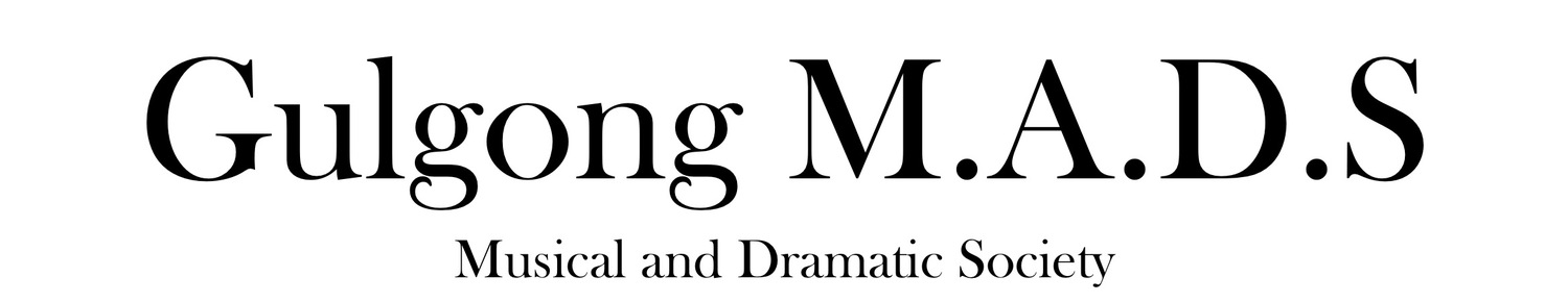 Gulgong Musical and Dramatic Society Inc.