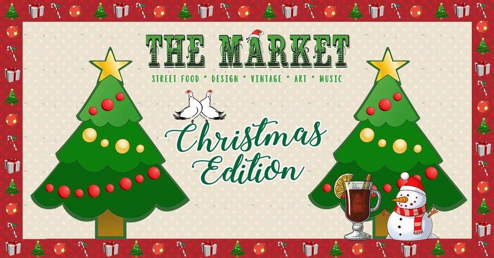 House of Denham Christmas Market