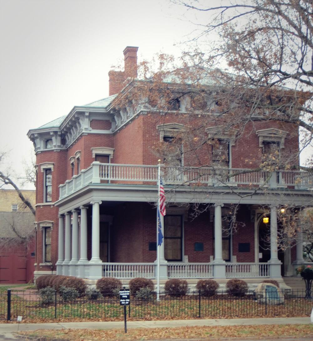 Benjamin Harrison Presidential Home