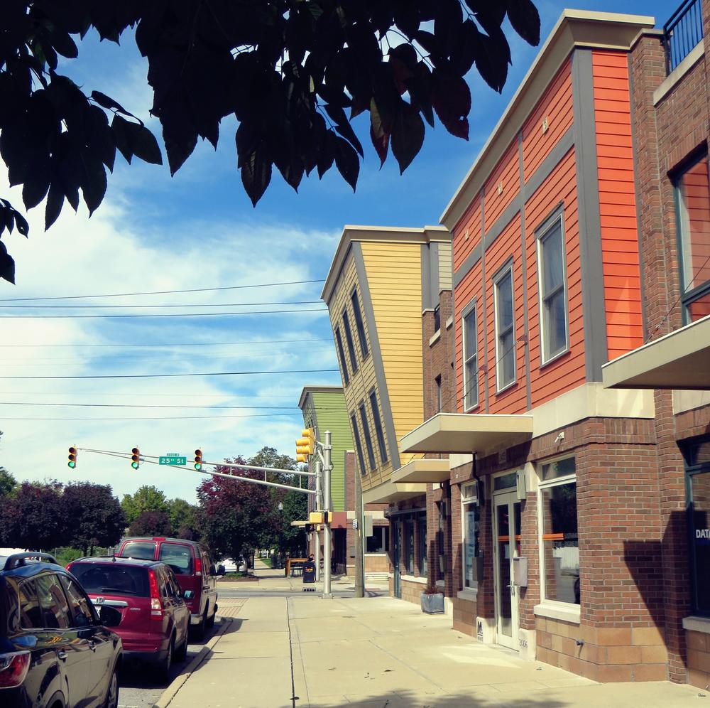 Goose the Market, a neighborhood deli & wine shop with artisan gelato.